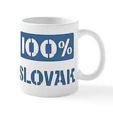 100 Percent Slovak Mug