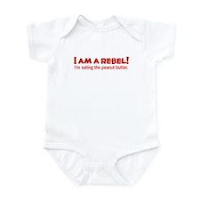 Food Rebel Infant Bodysuit