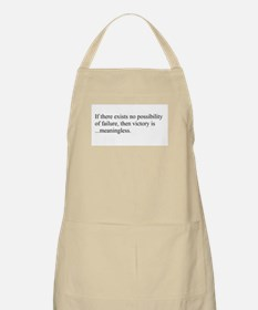 VICTORY vs. FAILURE BBQ Apron