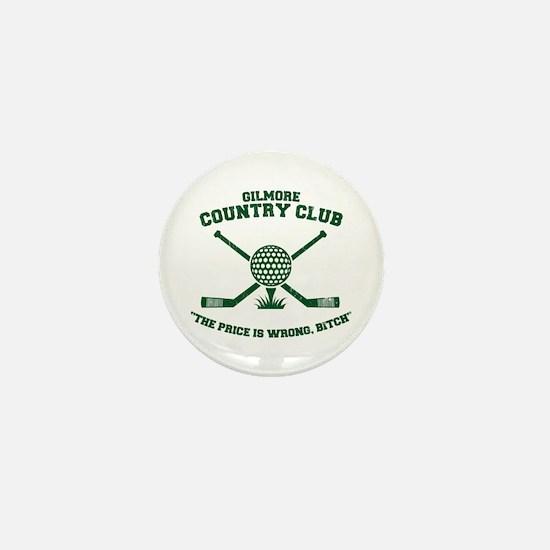happy gilmore golf club funny Mini Button