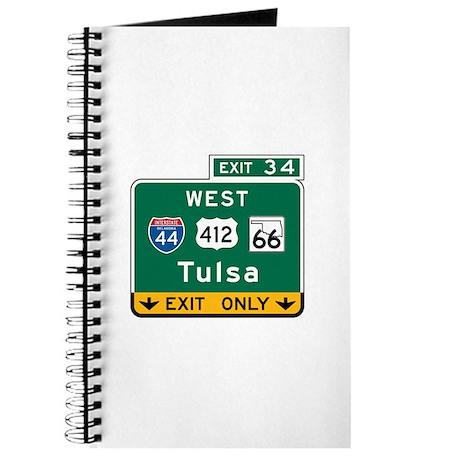 Tulsa, OK Highway Sign Journal