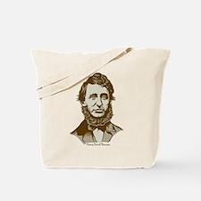 Henry David Thoreau Book Tote Bag