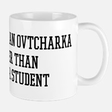 Smart My Central Asian Ovtcha Mug