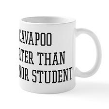Smart My Cavapoo Mug