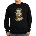 Henry David Thoreau Sweatshirt (dark)