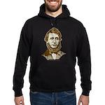 Henry David Thoreau Hoodie (dark)