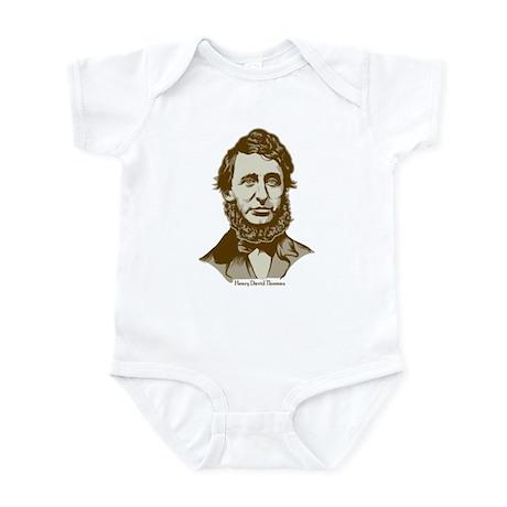 Henry David Thoreau Infant Bodysuit