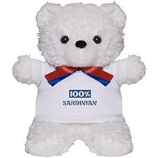 100 Percent Sardinian Teddy Bear
