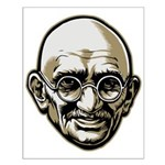 Mahatma Gandhi Small Poster