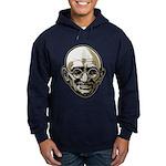 Mahatma Gandhi Hoodie (dark)