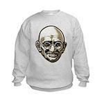 Mahatma Gandhi Kids Sweatshirt