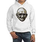 Mahatma Gandhi Hooded Sweatshirt