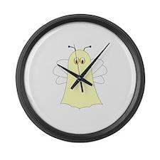 JeeBee Bumble Bee Large Wall Clock