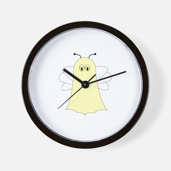 JeeBee Bumble Bee Wall Clock