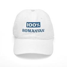 100 Percent Romanian Baseball Cap
