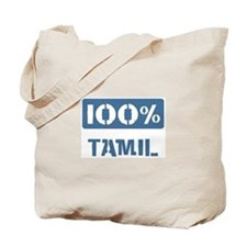 100 Percent Tamil Tote Bag