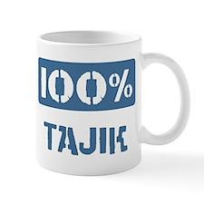 100 Percent Tajik Mug