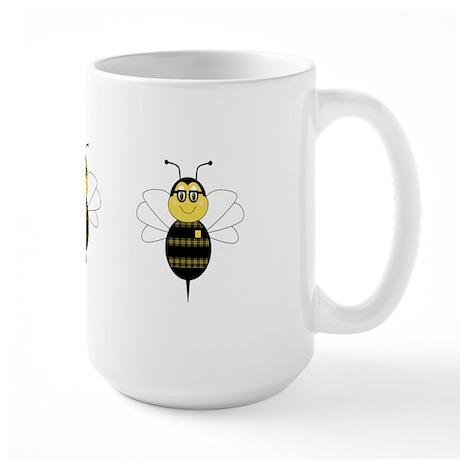 SpellingBee Bumble Bee Large Mug