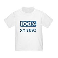 100 Percent Syriac T