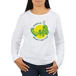 Single Girl Women's Long Sleeve T-Shirt