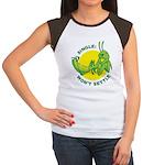 Single Girl Women's Cap Sleeve T-Shirt