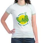 Single Girl Jr. Ringer T-Shirt