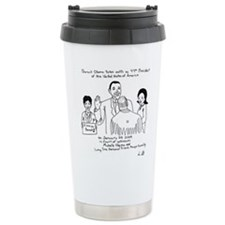 Me & Barack Travel Mug