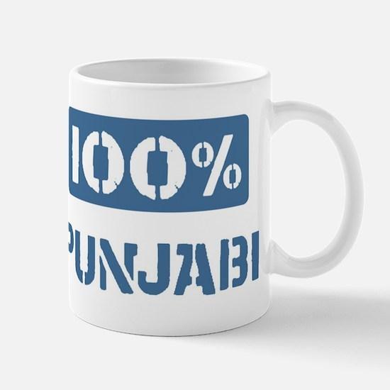 100 Percent Punjabi Mug