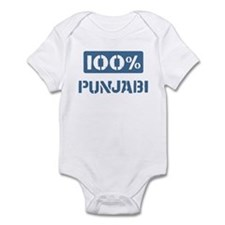 100 Percent Punjabi Infant Bodysuit