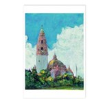 San Diego-Balboa Park Postcards (Package of 8)