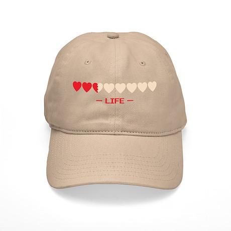 zelda hyrule life hearts Cap
