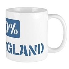 100 Percent New England Mug