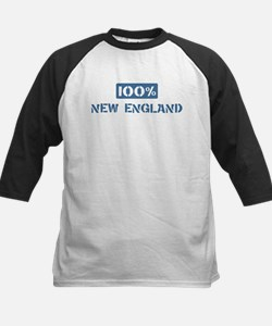 100 Percent New England Tee