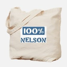 100 Percent Nelson Tote Bag