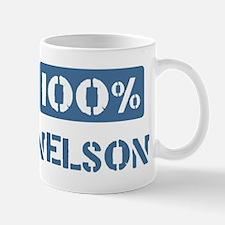 100 Percent Nelson Mug