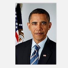 President Barack Obama Postcards (Package of 8)