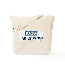100 Percent Paraguayan Tote Bag