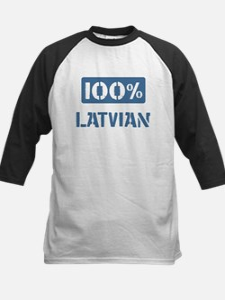 100 Percent Latvian Tee