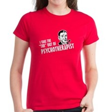 i take the the out of psychotherapist Tee