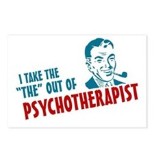 i take the the out of psychotherapist Postcards (P
