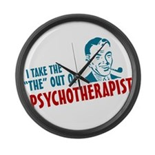 i take the the out of psychotherapist Large Wall C