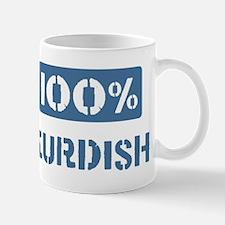 100 Percent Kurdish Mug