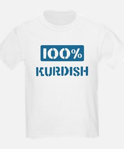 100 Percent Kurdish T-Shirt