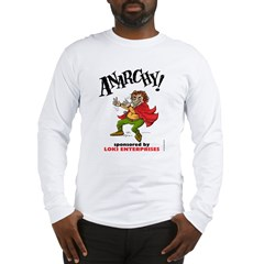 Loki's Anarchy Trickster Long Sleeve T-Shirt