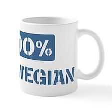 100 Percent Norwegian Mug