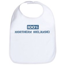 100 Percent Northern Irelande Bib