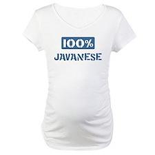 100 Percent Javanese Shirt