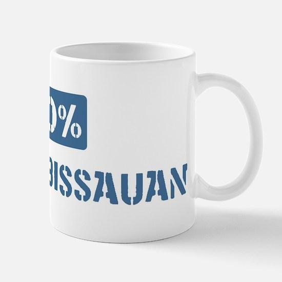 100 Percent Guinea-Bissauan Mug