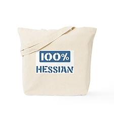 100 Percent Hessian Tote Bag
