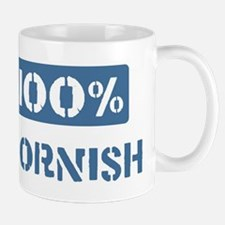 100 Percent Cornish Mug